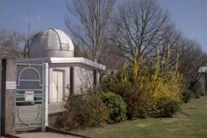 Coupole astronomique de Jeunes-Science Bordeaux