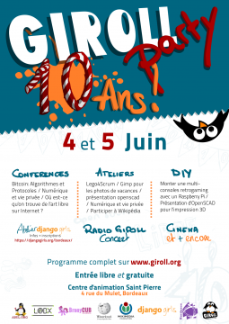Giroll Party : 10 ans !