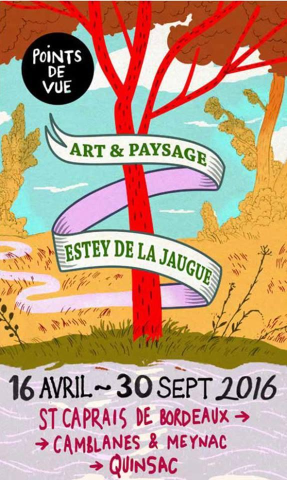 Points de vue — Art & Paysage — Estey de la Jaugue