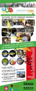 Roll-up de Jeunes-Science Bordeaux
