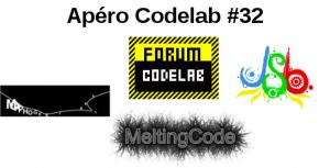 Apéro Codelab #32